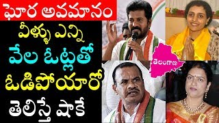 Video Huge Jolt To Revanth Reddy & Nandamuri Suhasini In Telangana Assembly Elections 2018|Political News MP3, 3GP, MP4, WEBM, AVI, FLV Desember 2018