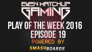 EMG | Play of the Week 2016 – Episode 19