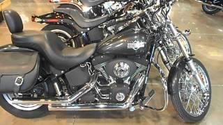 3. 2005 Harley-Davidson FXSTB/FXSTBI Softail® Night Train®