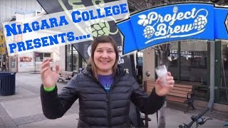 Niagara College Graduates present.... Project Brew Springfest!!