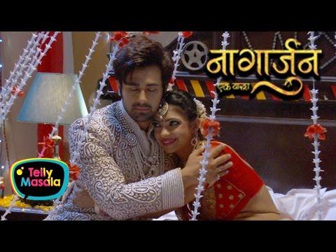 FINALLY! Arjun & Noorie's SUHAGRAAT | Naagarjuna �