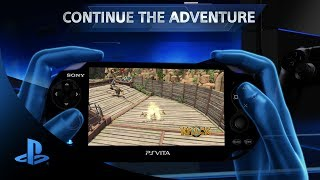Greatness is Portable with PS4 and PS Vita