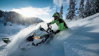 8. Arctic Cat 2018 Mountain Snowmobiles