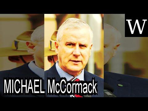 MICHAEL McCormack (AUSTRALIAN politician) - WikiVidi Documentary