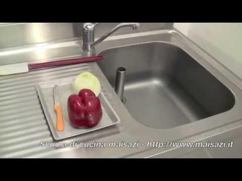 come pulire la frutta e la verdura
