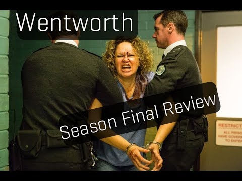 Wentworth Season 6 - Episode 12 Review - Season Final - Wentworthlife