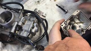 5. CRF450X Basic Mods-Cut the Pink Wire