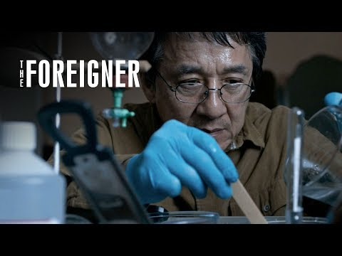 The Foreigner TV Spot 'Legend'