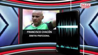 Entrevista Francisco Chacón en TVC Deportes Al Día