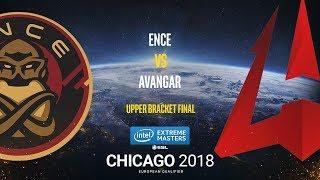 ENCE vs Avangar - IEM Chicago 2018 EU Quals - map1 - de_mirage [GodMint]