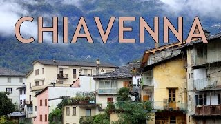 Chiavenna Italy  city pictures gallery : Chiavenna city tour and crossing the border to Switzerland