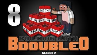 Minecraft Building with BdoubleO - Episode 8 - The Cobble Shop
