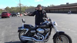 8. Pre-Owned 2009 Harley-Davidson Fat Bob