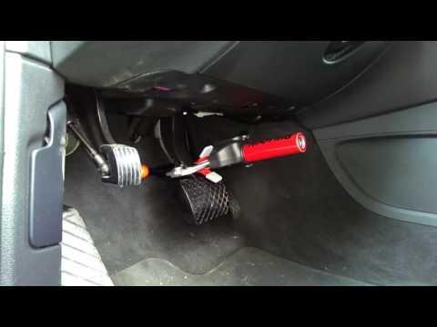 Bullock Alarm - Pedalsperre für Automatikgetriebe