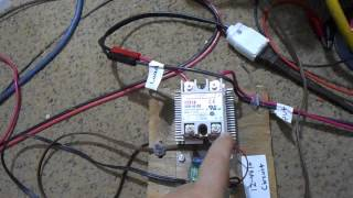 DC Solid State Relay Problem Explained