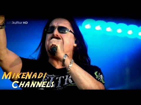 DREAM THEATER - The spirit carries on ! Wacken 2015 [HDadv] [1080p] (видео)