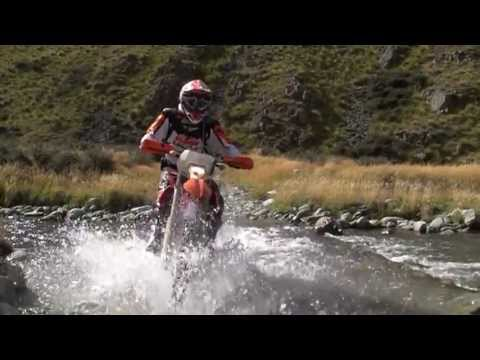 New Zealand (Country) - Dirt bike riding High Country Trail NZ 1200 ks of dirt bike action.