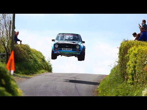 Verr�ckter Rallyefahrer