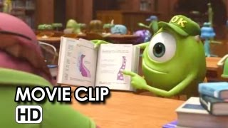 Monsters University Enrollment Videos - Welcome to Monsters University
