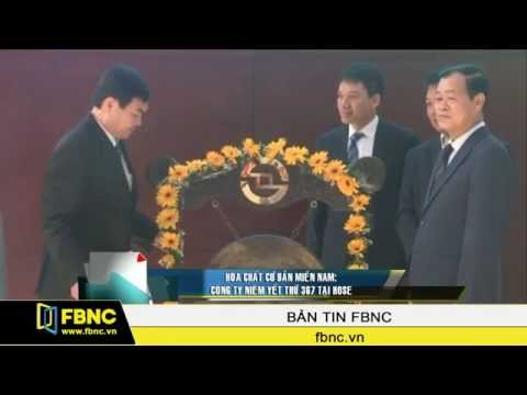 Bản tin FBNC – Hoá Chất Cơ Bản Miền Nam HCB