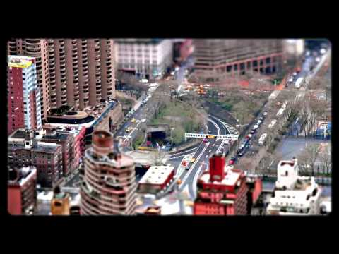 Tiltshift - NEW YORK - Time Lapse - Tilt Shift - Scales by Fernando Livschitz www.bsfilms.com.ar info@bsfilms.com.ar.
