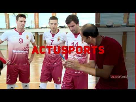 Nouvelle saison pour l'AS Monaco Volleyball