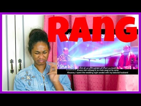 Rang, Rahat Fateh Ali Khan & Amjad Sabri, Season Finale, Coke Studio Season 9 | Reaction