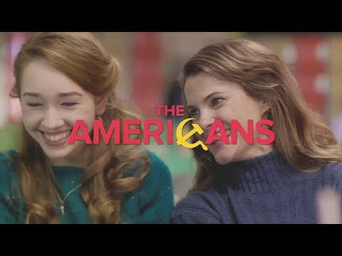 "The Americans Season 5 ""If The Americans Was A Sitcom…"" Promo (HD) Season Finale Tonight"