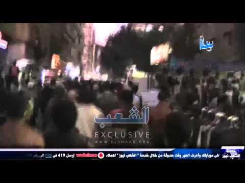 مسيرة المطرية تبداء عصراً وتنتهى ليلا تحديا لقوات الأمن