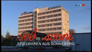 VEB sonni - Spielwaren aus Sonneberg DDR [DOKU] (mdr 201o)