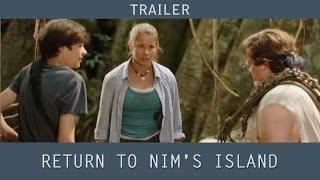 Nonton Return To Nim S Island Trailer  2013  Film Subtitle Indonesia Streaming Movie Download