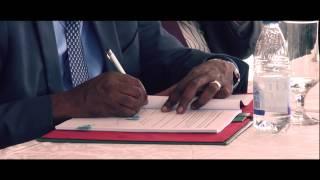 Kariba Dam Rehabilitation Project Video