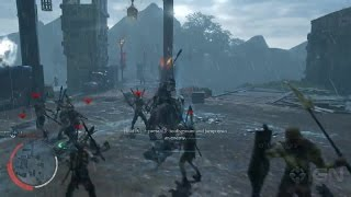 Middle-Earth: Shadow of Mordor Walkthrough Part 24 - Branding the Warchiefs P1