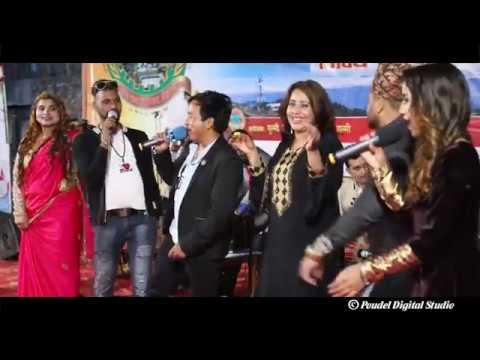 (जस्तालाई उस्तै जवाफ Live Dihori || गुल्मी महोत्सवमा... 14 minutes.)