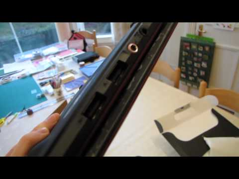Acer Aspire Timeline 1810TZ Unboxing