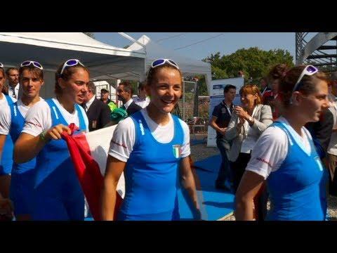 Le varesine Bertolasi e Cesarini sul podio degli Europei
