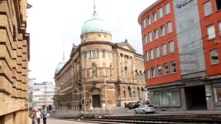 Stuttgart city timelapse/Hyperlapse