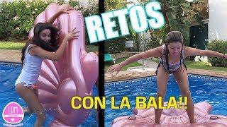 Video RETOS en el agua con La Bala!!!!  Hay un castigo para el perdedor!!! LA DIVERSION DE MARTINA MP3, 3GP, MP4, WEBM, AVI, FLV Agustus 2018