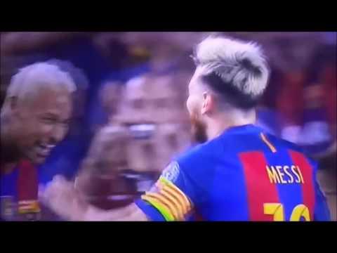 Download Messi hattrick vs celtic HD Mp4 3GP Video and MP3