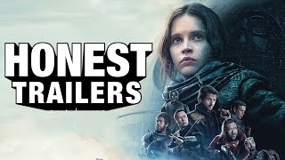 Video Honest Trailers - Rogue One: A Star Wars Story MP3, 3GP, MP4, WEBM, AVI, FLV April 2018