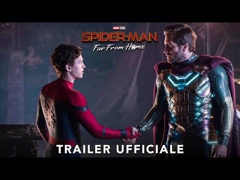 Preview Trailer Spider-Man: Far From Home, nuovo trailer del film Marvel