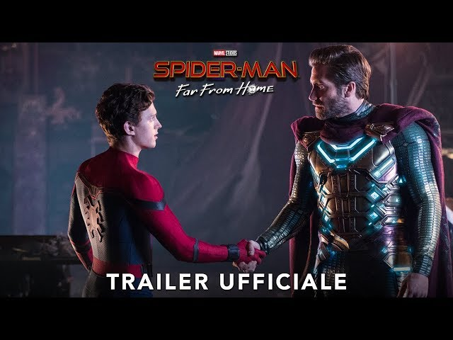 Anteprima Immagine Trailer Spider-Man: Far From Home, nuovo trailer del film Marvel