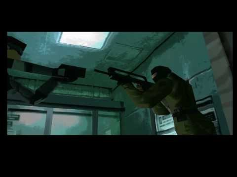Metal Gear Solid - HD EPSXe Cells Shading - Part 2
