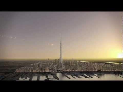King Tower najwyższy budynek świata