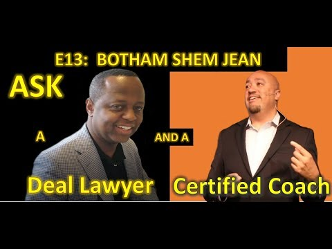 What Happened to Botham Shem Jean   Ep 13 Ask a Lawyer and a Coach