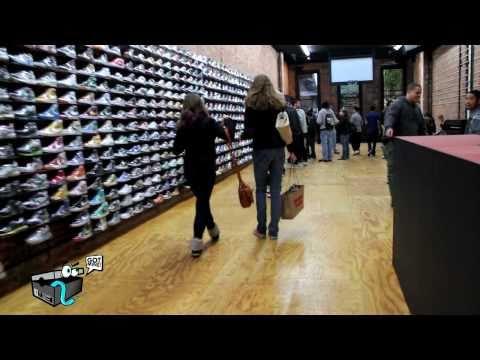 0 Où trouver des baskets Jordan à New York qui sont uniques ?