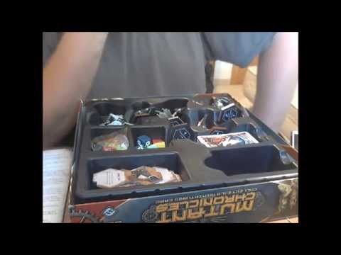 Mutant Chronicles CMG Loot Unboxing