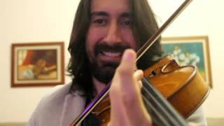 image of Marcelo Jeneci - Pra sonhar - Cover Violino