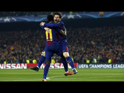 Barcelona vs Chelsea 3-0 All Goals  Extended Highlights UCL 14/03/2018 1080HD