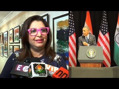 Farah Khan wants Barack Obama to dance on India Wale